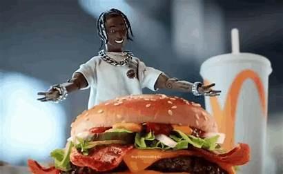 Travis Scott Mcdonald Meal Mcdonalds Opposed Operators
