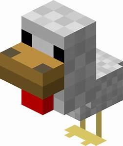 Sac À Main Transparent : chicken minecraft wiki fandom powered by wikia ~ Melissatoandfro.com Idées de Décoration