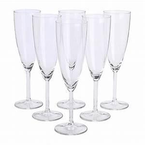 Verre A Champagne : flute a champagne en verre pas cher ~ Teatrodelosmanantiales.com Idées de Décoration