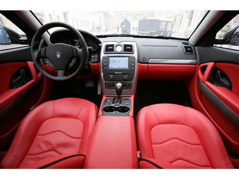 maserati interior 2008 maserati quattroporte specs and features u s news