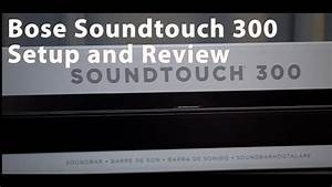 Bose Soundtouch 300 Unboxing  Adaptiq And App Network