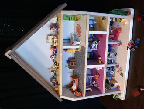 fabriquer une maison de fabriquer une maison de poup 233 e ou de playmobil bidouilles ikea