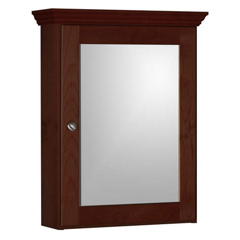simplicity by strasser shaker 19 in w x 27 in h x 6 1 2 in d framed surface mount bathroom