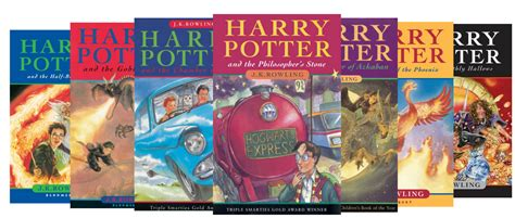 author of harry poter harry potter series 7 ebooks biggtrixs