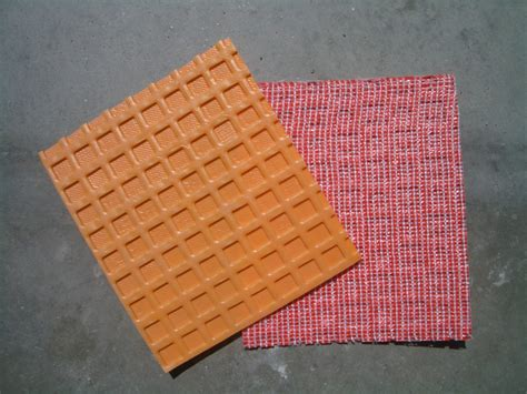tile flooring underlayment membrane provaflex vs ditra