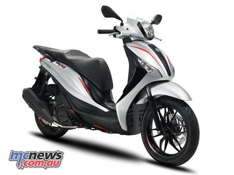 piaggio medley 150 piaggio medley s 150 scooter arrives in oz mcnews au