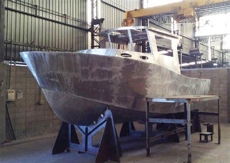 Fishing Boat Kits by Fishing Boats Plans Work Boat Plans Steel Kits Power Boat