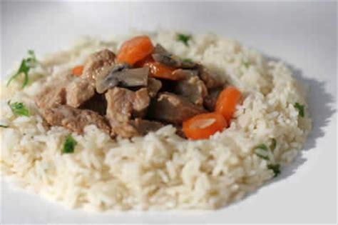 cuisiner une blanquette de veau blanquette veau cookeo recette cookeo délicieuse et