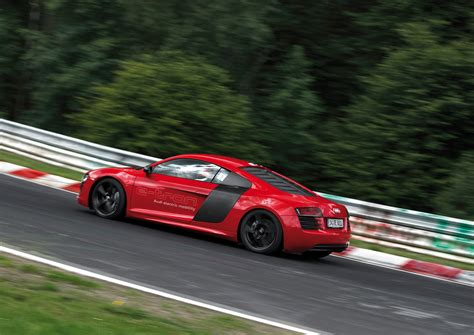 R8 Nurburgring by Audi R8 E Sets World Record On The Nordschleife