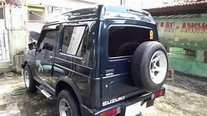 Suzuki Katana Gx Short Mobil Jeep Irit Lincah Bergaya