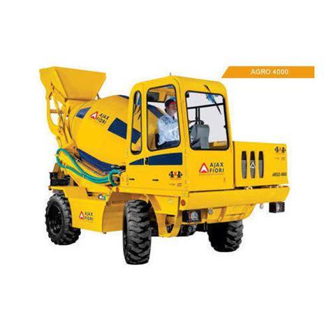 fiori concrete mixer ajax fiori self loading concrete mixer 4000 id 17049793933