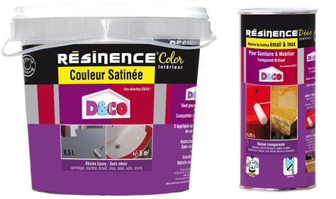 Peinture Resine Pour Baignoire Systembaseco