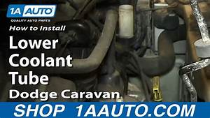 Install 2005 Grand Caravan Cooling System Diagram