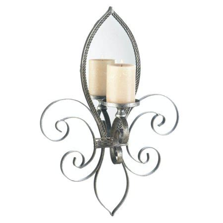 indoor candle wall sconces decorative candle sconces mirrored indoor modern sconces