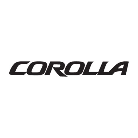 toyota corolla logo corolla logo vector in eps ai cdr free download