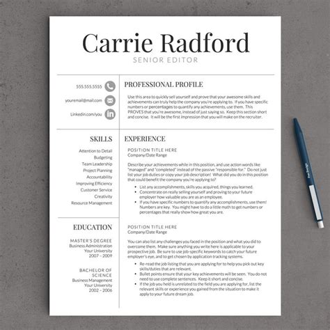 20212 effective resumes tips 1000 ideas about best resume template on best