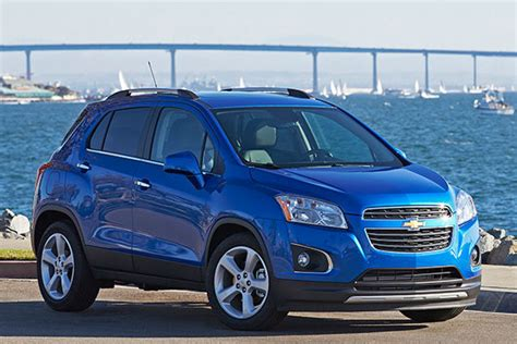 2016 Chevrolet Trax Review