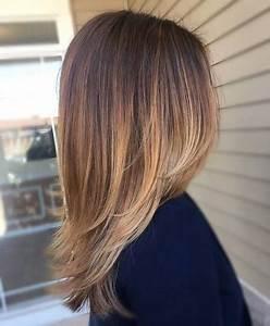 Coupes Cheveux Mi Longs 2018 : tendance coiffure 2018 cheveux mi long ~ Melissatoandfro.com Idées de Décoration