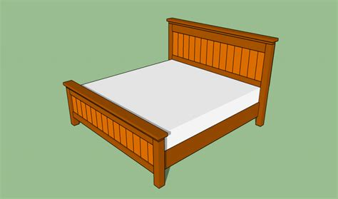 build  king size bed frame howtospecialist