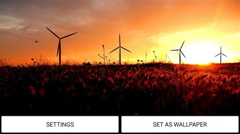 Windmill Wallpaper Animated - windmill live wallpaper android apps on play