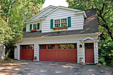 how to choose a garage door house house