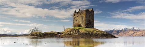 castle stalker britain explorerbritain explorer