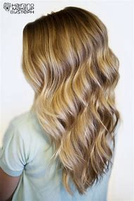 Beach Waves with Curling Wand