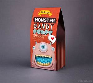 designplx o 30 creative food packaging design examples With candy packaging ideas