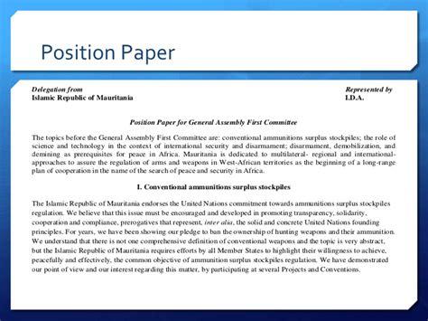 base delegate courseposition paper