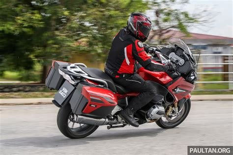 Bmw R 1200 Rt Image by Review 2018 Bmw Motorrad R 1200 Rt Rm127 900 Paul
