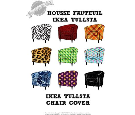 ikea housse de chaise ikea tullsta chair cover pattern patron housse ikea tullsta
