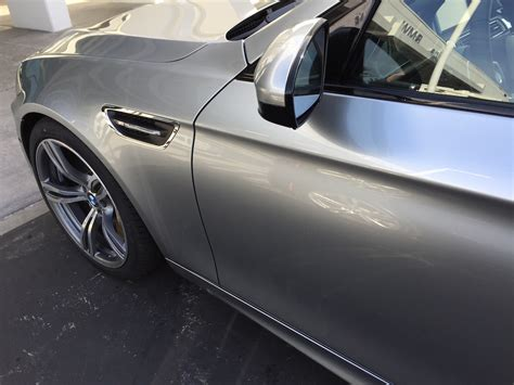 Silber Metallic Wandfarbe by Californian Customer Gets Bmw M5 With 10 824 Individual