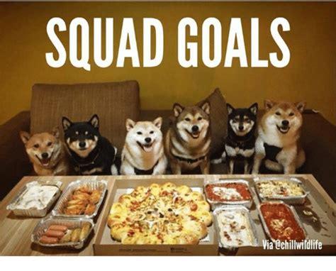 Squad Memes - 25 best memes about squad goals squad goals memes