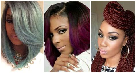 Hairstyles For Black And African American Women