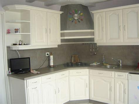 peinture bois cuisine les cuisines de claudine rénovation relookage relooking