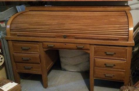 antique roll up desk antique roll top desk by standard furniture co ny