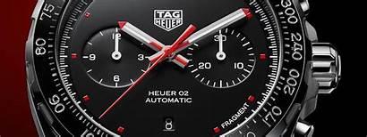 Tag Heuer Fujiwara Formula Hiroshi Timepiece