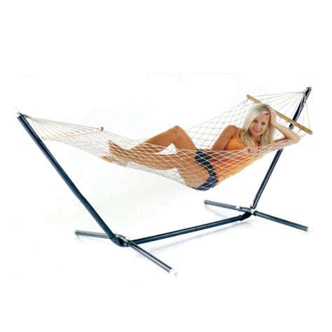 Folding Hammock Chair Stand by Cing Hammock Chair With Stand Buy Hammock
