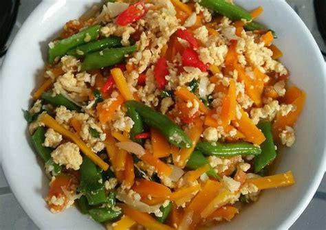 Muda sayur tahu melinjo pedas sayur kluwih tidak ada resep bango. Resep Tumis telur sayur orak arik oleh Res_cooking - Cookpad
