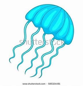Cartoon Jelly Fish | www.pixshark.com - Images Galleries ...