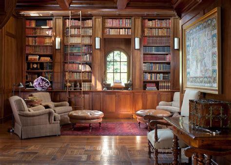 Home Library : + Library Interior Designs, Ideas