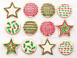 How to Decorate Sugar Cookies Recipes, Dinners and Easy