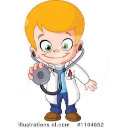 Kid Doctor Clip Art