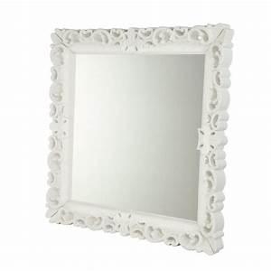 Miroir Blanc Baroque : miroir blanc baroque 11 id es de d coration int rieure french decor ~ Teatrodelosmanantiales.com Idées de Décoration