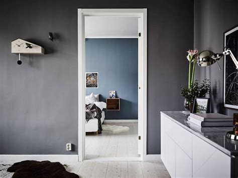 Scandinavian interior design trends with a nice colorful