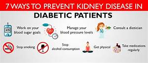 How Can Diabetic Patients Take Care Of Their Kidneys
