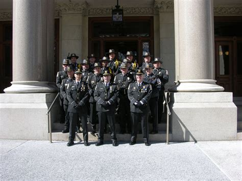 ct state capitol police