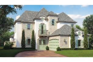 country european house plans charming country chateau with courtyard pool hwbdo76484 country from
