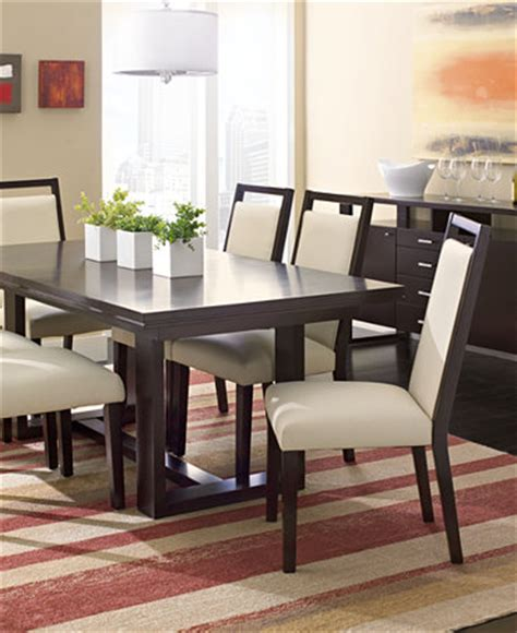 macys dining room furniture collection belaire white dining room furniture collection furniture