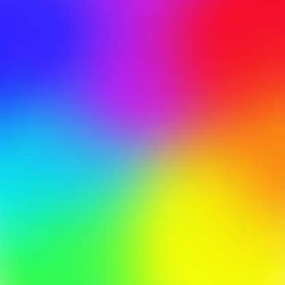 rainbow color gradient mesh background trendy style vector